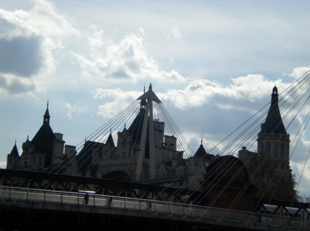 View from the Thames