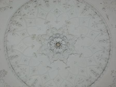 Perrott's ceiling