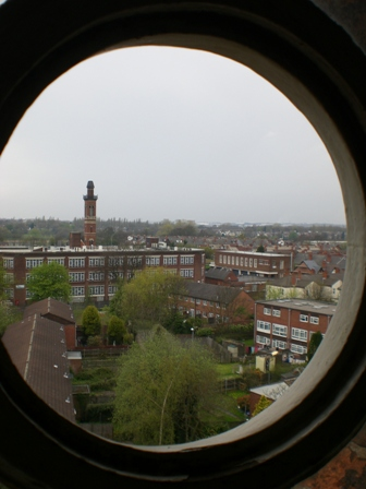 View from Perrott's Folly