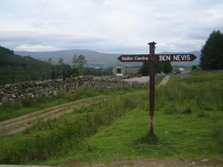 Ben Nevis this way
