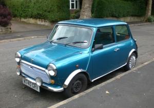 Cutest Little Car Ever