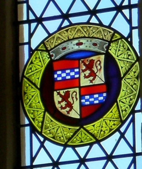 Stirling Great Hall glass