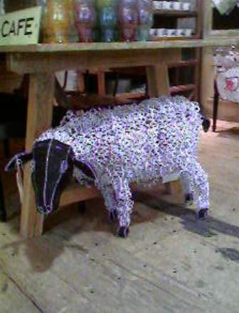 Anthropologie Sheep  For Sale