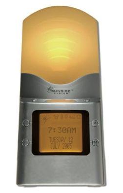 Natural Dawn Simulator Alarm Clock