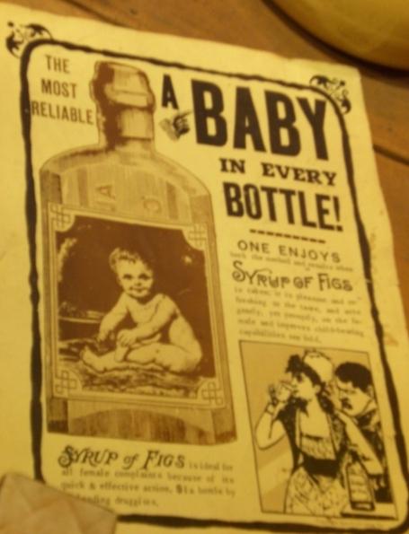 Baby in a Bottle